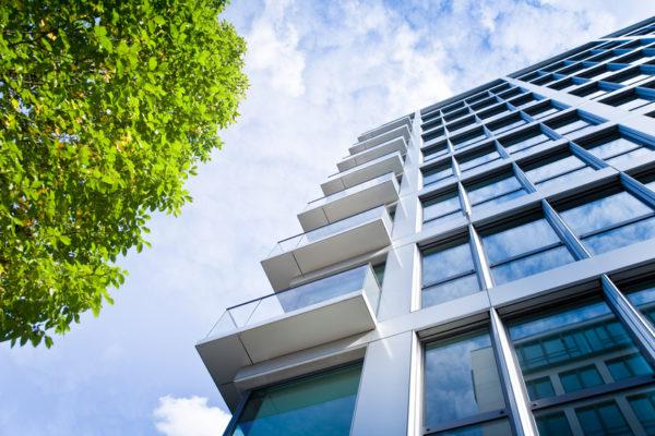 Appartement in Berlin - Büro